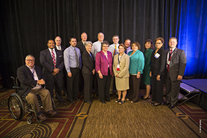 NASUAD Members at HCBS 2013 Conference